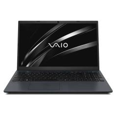 "Notebook Vaio FE15 VJFE52F11X-B0611H Intel Core i5 10210U 15,6"" 8GB SSD 256 GB 10ª Geração Windows 10"