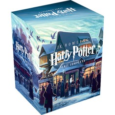 Box - Harry Potter: Série Completa - Rowling, J.K. - 9788532512949
