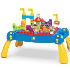 Imagem de Mega Blocks Mesa De Contrucoes Toy Story