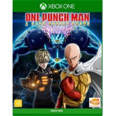 Imagem de Jogo One Punch Man: A Hero Nobody Knows Xbox One Bandai Namco