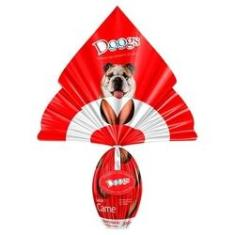 Imagem de Ovo de Páscoa de bifinho para cachorro com surpresinha Doogs Pet Sabor Carne 200g