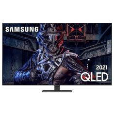 """Imagem de Smart TV QLED 65"""" Samsung 4K HDR 65Q80A 4 HDMI"""