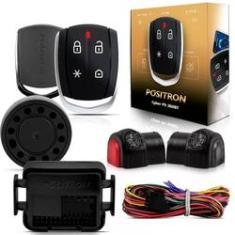 Alarme Automotivo Pósitron Cyber Px360bt Universal Bluetooth Função Pânico