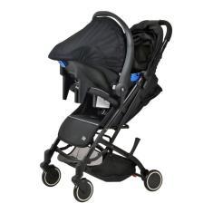 Imagem de Carrinho de Bebê Burigotto Multi Posições Zap (0 até 15kg) – Black