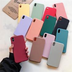 Imagem de Capa de silicone tpu flexível, capinha de celular para xiaomi mi 8 9t a3 a2 a1 lite redmi note 5