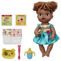8ebd8977f4 Boneca Baby Alive Hora de Comer Hasbro