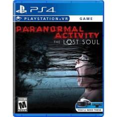 Jogo Paranormal Activity The Lost Soul PS4 VRWERX