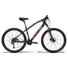 Bicicleta Mountain Bike GTSM1 MTB 27 Marchas Aro 29 Suspensão Dianteira Freio a Disco Hidráulico Absolute 2018