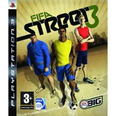 Jogo Fifa Street 3 PlayStation 3 EA