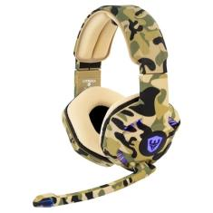 Headset Gamer com Microfone Satellite AE-368C
