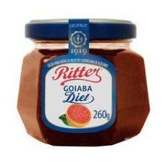 Imagem de Geleia Diet De Goiaba 260g - Ritter