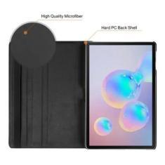 Imagem de Capa Giratória Tablet Samsung Tab S7 T870 T875 Black