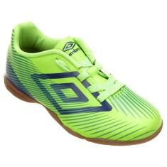 Foto Tênis Umbro Infantil (Menino) Speed II Futsal 77064b6b017b1