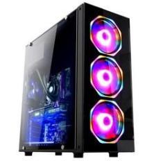 Imagem de PC Gamer Fácil Intel Core i5 9400F (Nona Geração) 8GB DDR4 Placa de Vídeo Geforce GT 730 2GB SSD 120GB