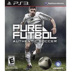Jogo Pure Futbol PlayStation 3 Ubisoft