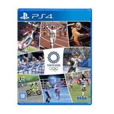 Imagem de Jogo Mídia Física Jogos Olímpicos de Tokyo 2020 Para PS4