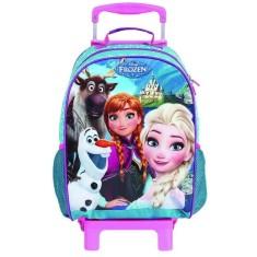 Mochila com Rodinhas Escolar Dermiwil Disney Frozen G 37123
