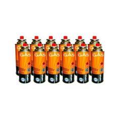 Imagem de Cartucho de Gás Campgas 227gr Caixa com 12 Unidades - Nautika