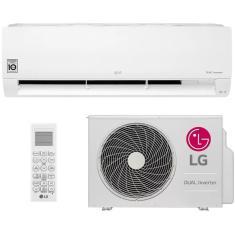 Imagem de Ar-Condicionado Split LG 18000 BTUs Frio S4NQ18KL31A