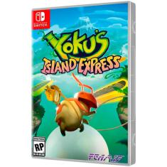 Jogo Yokus Island Express Team17 Nintendo Switch