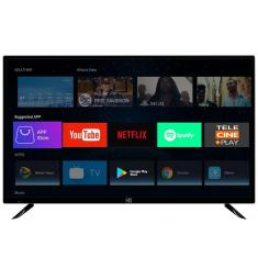 "Smart TV LED 43"" HQ 4K HQSTV43NY 2 HDMI"