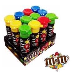 Imagem de Confeitos de Chocolate M&M´s Tubo com 12/30gr - Mars