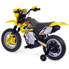 Imagem de Mini Moto Elétrica MotoCross - Homeplay