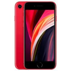 Imagem de Smartphone Apple iPhone SE 2 Vermelho 64GB iOS 12.0 MP