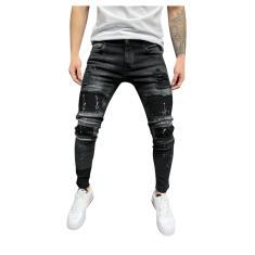 Imagem de Calça esportiva de corpo inteiro para musculação casual masculina casual de corpo inteiro