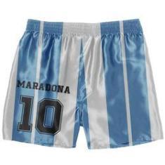 Imagem de Cueca Samba Canção Futebol - Maradona