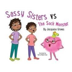 Imagem de Sassy Sisters vs The Sock Monster