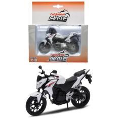 Imagem de Moto 2014 Honda CB 500F - California Cycle - 1/18 - Welly
