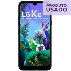 Imagem de Smartphone LG K12 Prime Usado 64GB Android Câmera Tripla