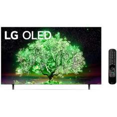 """Smart TV OLED 65"""" LG ThinQ AI 4K HDR OLED65A1PSA"""