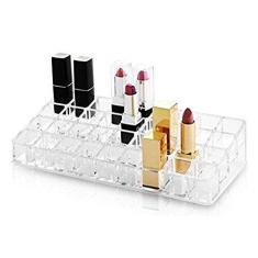 Imagem de Organizador Porta Batom Com 36 Divisórias Acrílico Maquiagem