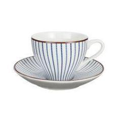 Imagem de Jogo De Cafe 12 Pecas Porcelana Moving Stripes