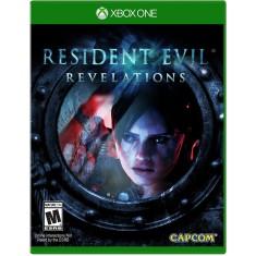 Imagem de Jogo Resident Evil Revelations Xbox One Capcom