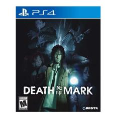 Jogo Death Mark Lacrado PS4 Aksys Games