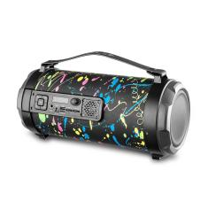 Caixa de Som Bluetooth Pulse Bazooka Paint Blast II SP362
