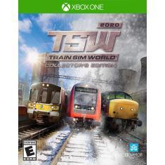Imagem de Jogo Train Sim World Xbox One Dovetail