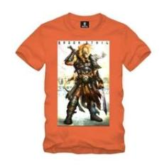 Imagem de Camiseta Personagem Leão Laranja BROOKSTHIL