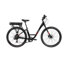 Imagem de Bicicleta Elétrica Caloi Urban 7 Marchas Aro 27.5 Freio a Disco Hidráulico E-vibe Urbam
