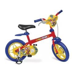 Imagem de Bicicleta Bandeirante Lazer Aro 12 Patrulha Canina