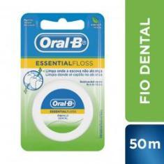 Imagem de Fio Dental Oral B Essential Floss Menta 50m