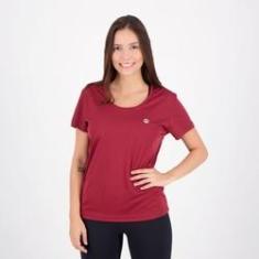 Imagem de Camiseta Olympikus Essential Feminina Vinho