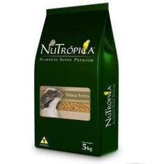 Imagem de Ração Nutrópica Natural Para Trinca-ferros 5kg