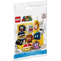 Imagem de Lego Mini Figures Suoer Mario Surpresa 1 Personagem Lego