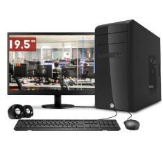 """Imagem de PC CorPC 6584 Intel Core i3 4 GB 500 Linux 19,5"""""""