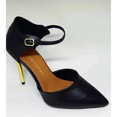 Imagem de Sapatos Femininos scarpins Ana Hickman couro (38)