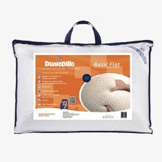 Imagem de Travesseiro De Latex Dunlopillo Basic Flat Soft